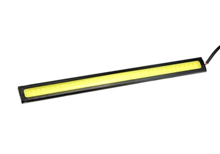 Światła do jazdy dziennej LED COB 17cm 12W pasek