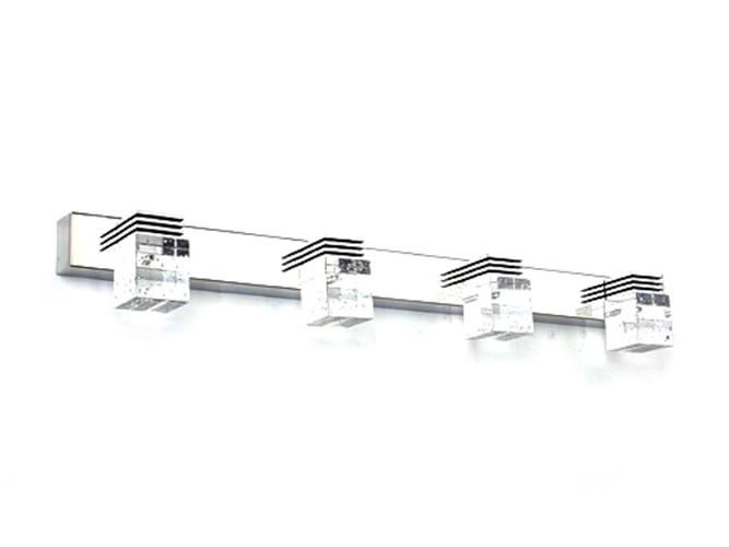 Kinkiet LED crystal 4 - 61 cm 12W