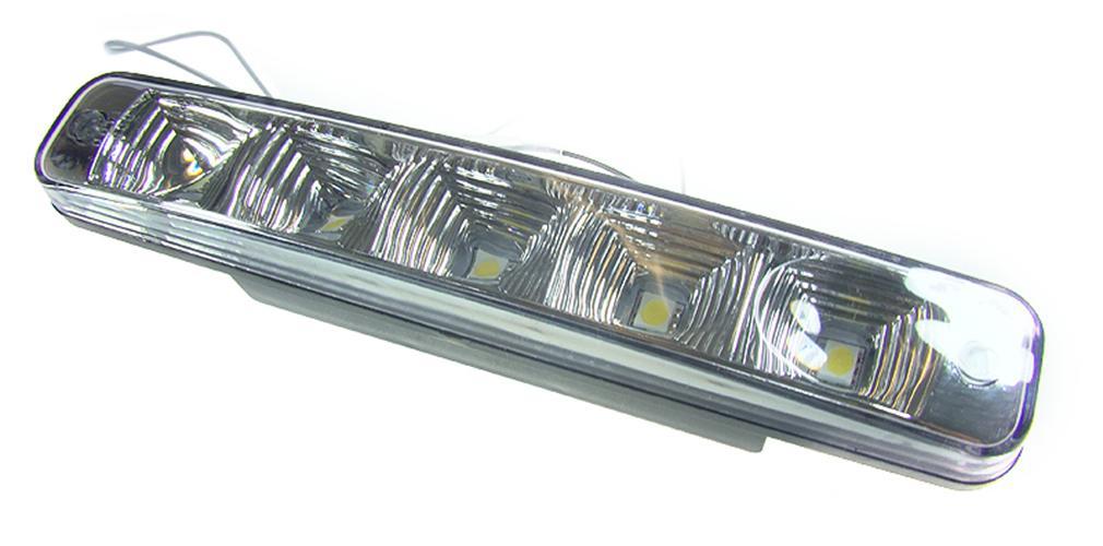 Światła LED do jazdy dziennej - high power  -automat