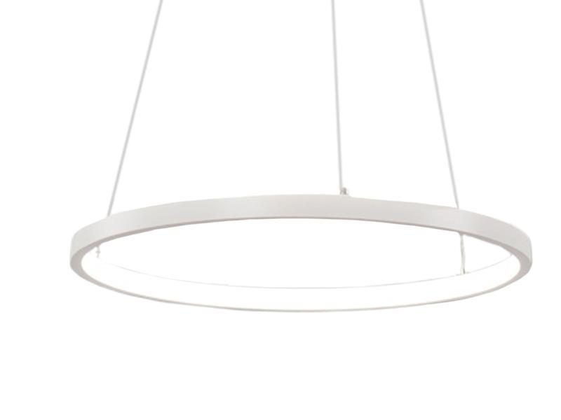 Żyrandol ringi lampa okręgi obręcze żyrandol LED 15W