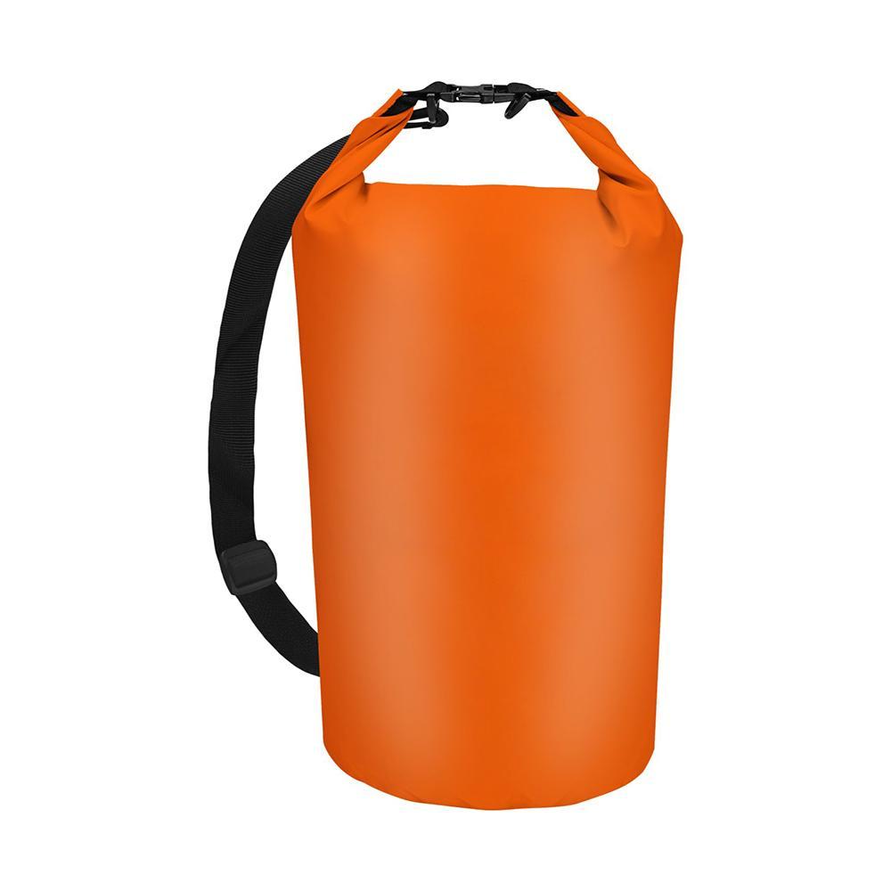 Worek torba wodoodporna wodoszczelna 20 L POMARAŃCZOWY