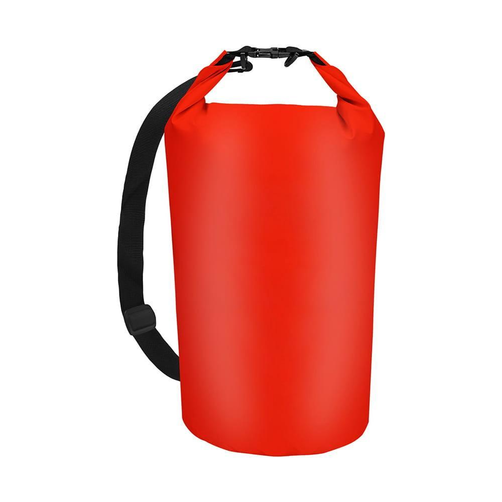 Worek torba wodoodporna wodoszczelna 30 L  CZERWONY