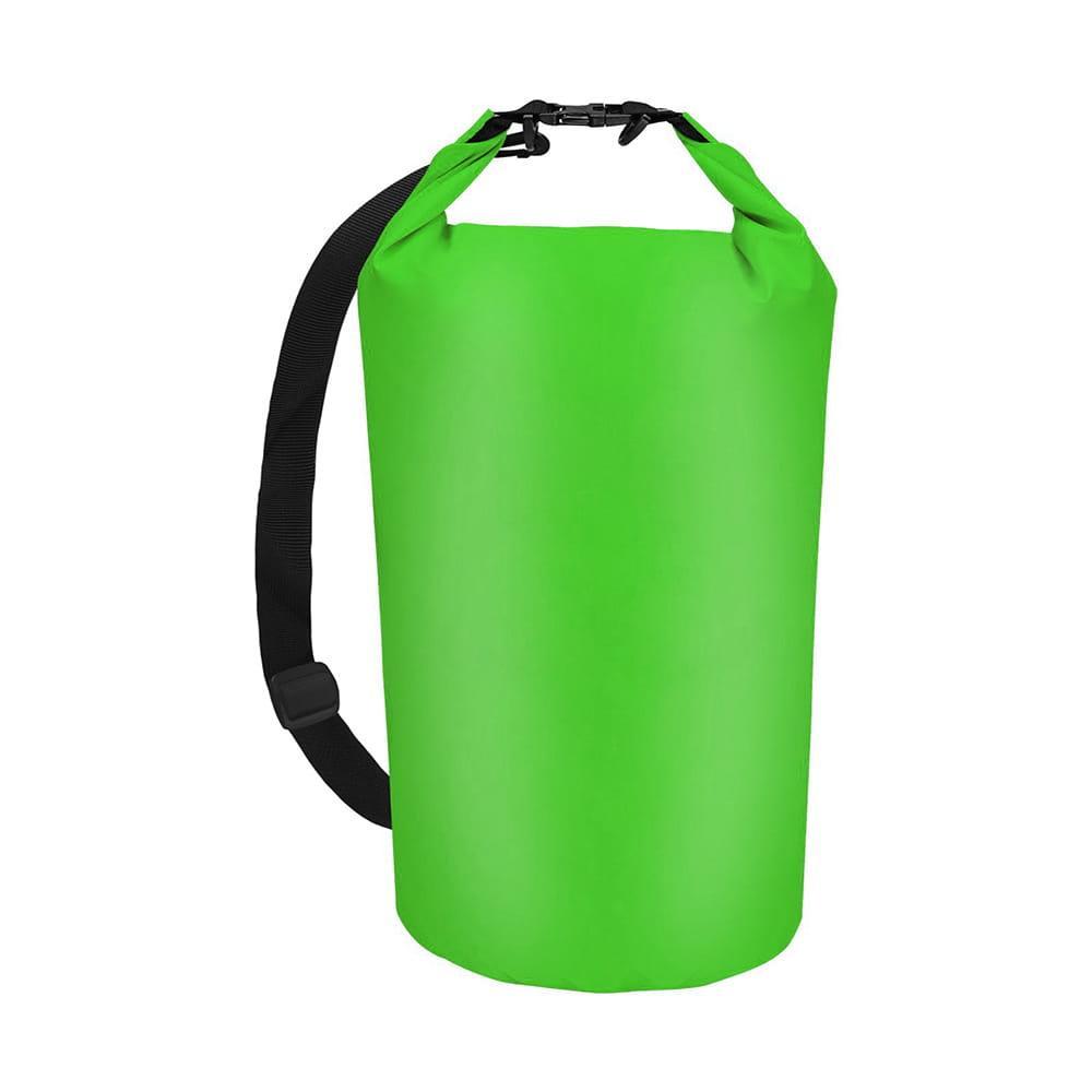 Worek torba wodoodporna wodoszczelna 10 L ZIELONY