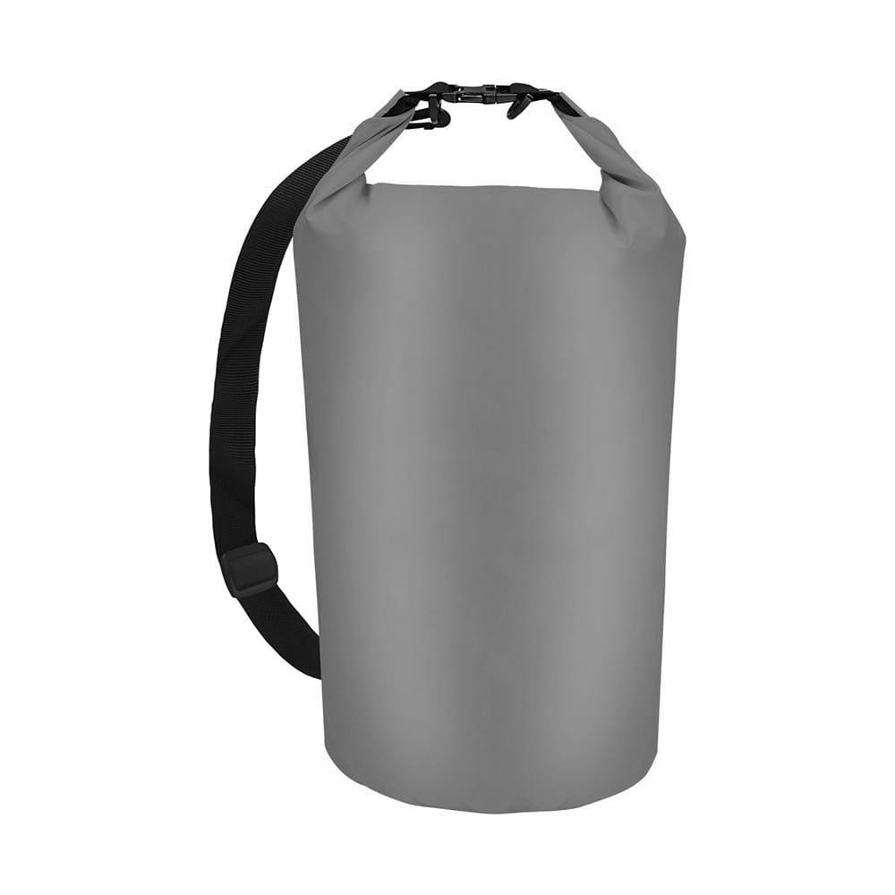 Worek torba wodoodporna wodoszczelna 10 L SZARY