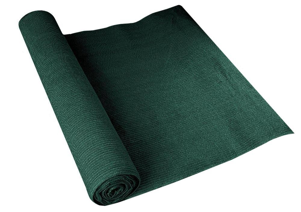 SIATKA CIENIUJĄCA zielona maskująca UV 90% 1,5x25m