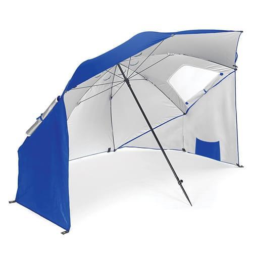 PARASOL namiot PLAŻOWY DUŻY XXL ogrodowy składany