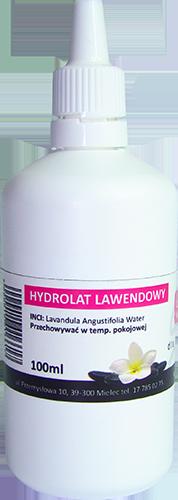 Hydrolat lawendowy 100ml