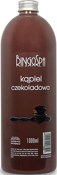 BingoSpa Kąpiel czekoladowa 1000ml