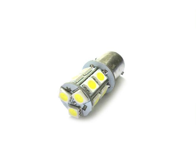 Żarówka bay15d 13 LED SMD P21w5w
