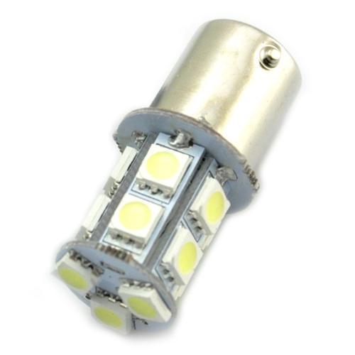 Żarówka LED #lf07 white/red/yellow 1156 13SMD 5050