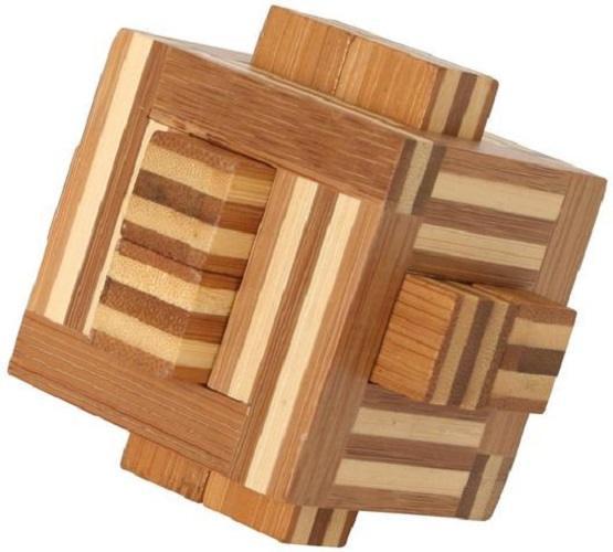 Bamboo puzzle cube b mimi łamigłówka